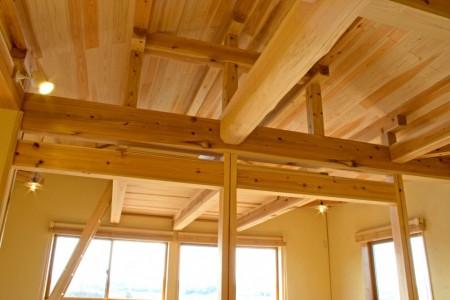 2階の天井